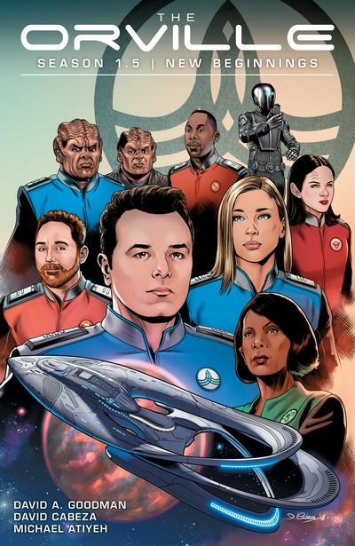 The Orville Season 1.5 – New Beginnings (TPB) (2020)