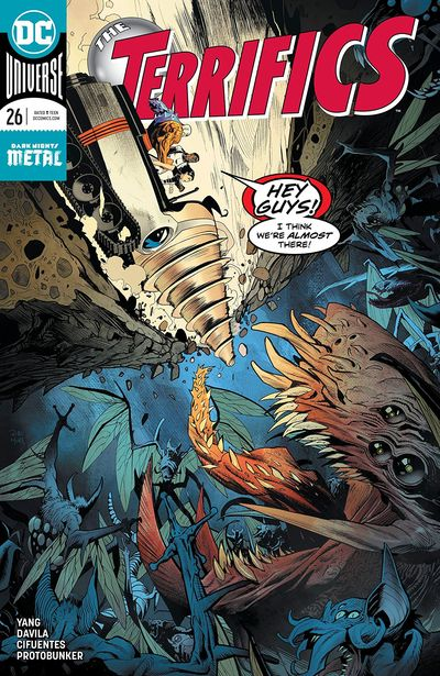The Terrifics #26 (2020)