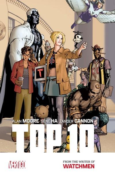 Top 10 Vol. 1 (TPB) (2015)