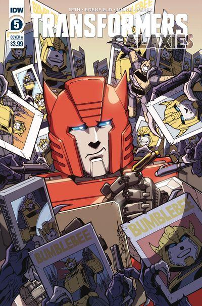 Transformers Galaxies #5 (2020)