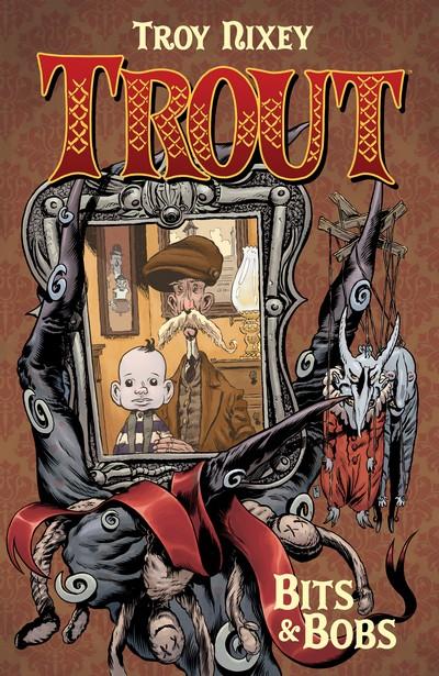 Trout Vol. 1 – 2 (TPB) (2019-2020)