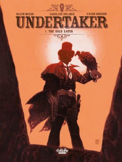 Undertaker #1 – 5 (2016-2020)