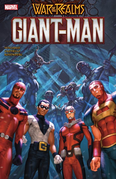 War of the Realms – Giant-Man (TPB) (2019)