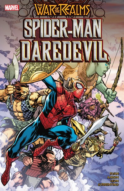 War of the Realms – Spider-Man – Daredevil (TPB) (2019)