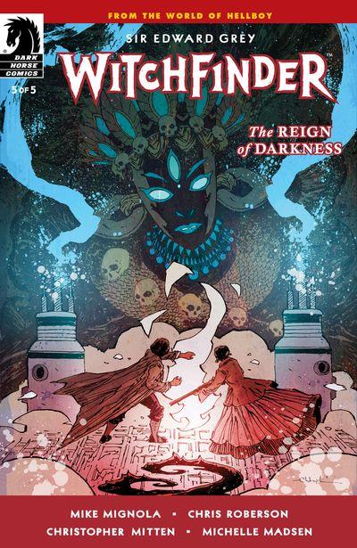 Witchfinder – The Reign Of Darkness #5 (2020)
