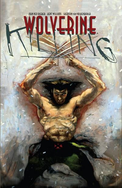 Wolverine – Killing #1 (1993)