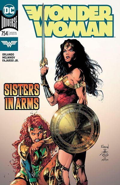 Wonder Woman #754 (2020)