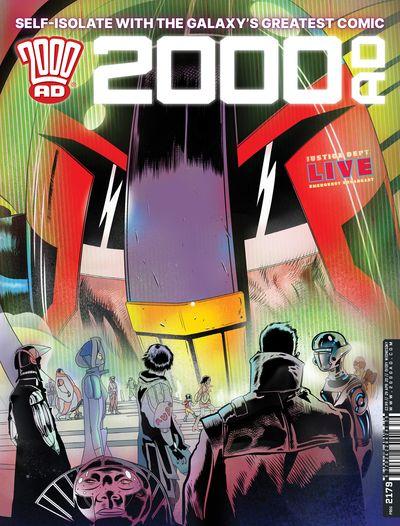 2000AD #2179 (2020)