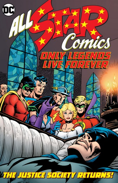 All-Star Comics – Only Legends Live Forever (TPB) (2019)