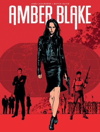 Amber Blake (TPB) (2019)