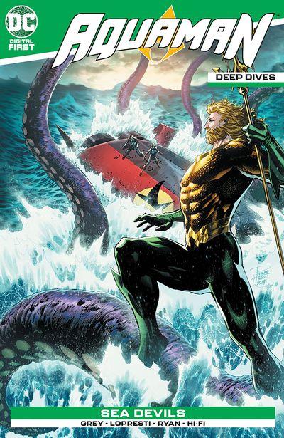 Aquaman – Deep Dives #2 (2020)