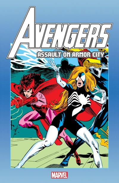Avengers – Assault on Armor City (TPB) (2020)