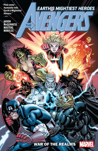 Avengers by Jason Aaron Vol. 4 – War of the Realms (TPB) (2020)