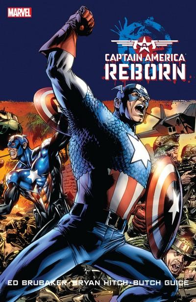 Captain America – Reborn (TPB) (2012)