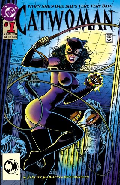 Catwoman Vol. 2 #0 – 94 + Annuals (1993-2001)