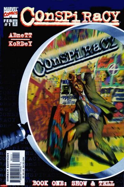 Conspiracy #1 – 2 (1998)