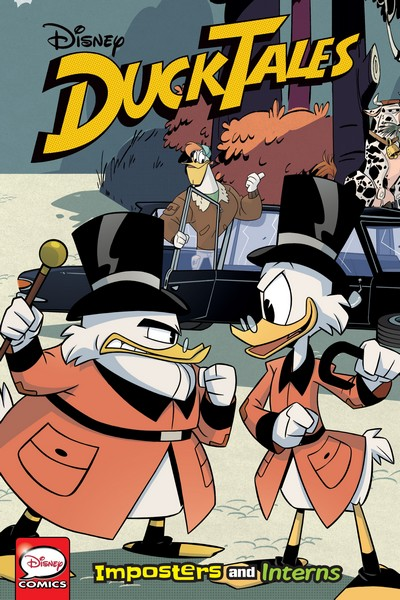 DuckTales Vol. 7 – Imposters and Interns (TPB) (2020)