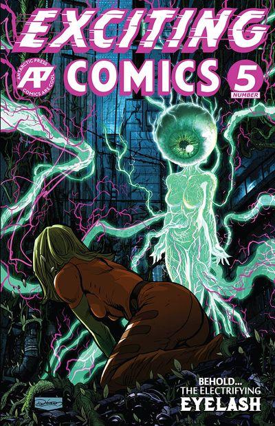 Exciting Comics #5 (2020)