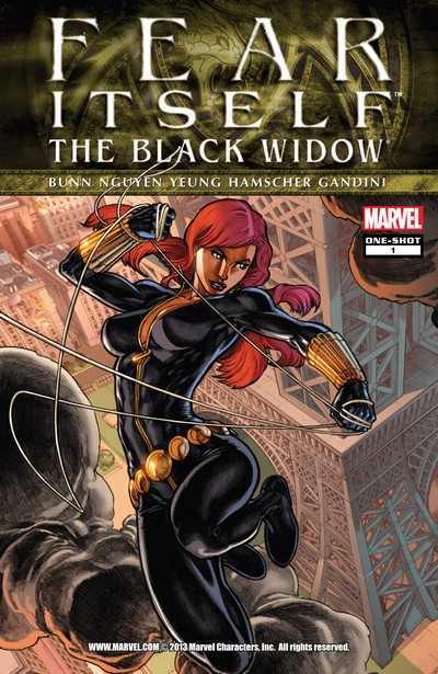 Fear Itself – Black Widow (2011)
