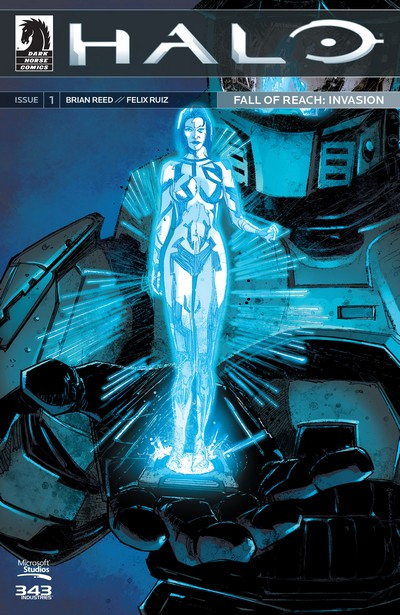 Halo – Fall of Reach – Invasion #1 – 4 (2016)