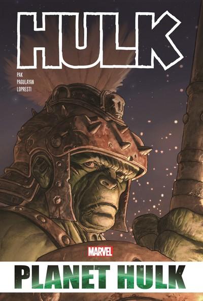 Hulk – Planet Hulk Omnibus (Fan Made) (2017)