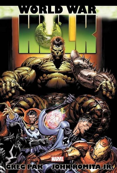 Hulk – World War Hulk Omnibus (Fan Made) (2017)