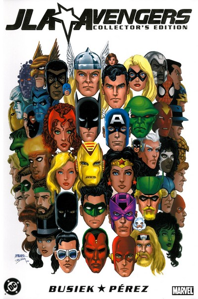 JLA-Avengers – The Collector's Edition Vol. 1 – 2 (2004)