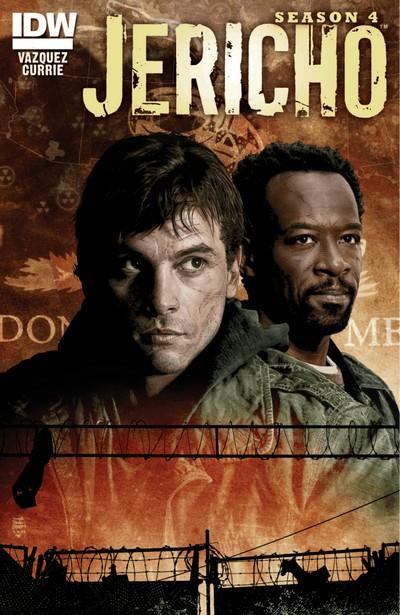 Jericho Season 4 #1 – 5 (2012-2014)