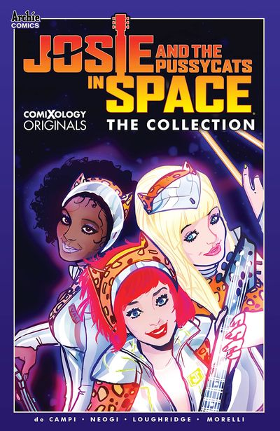 Josie and the Pussycats in Space (TPB) (2020)