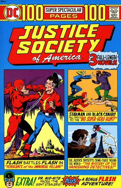 Justice Society of America 100-Page Super Spectacular #1 (1975)