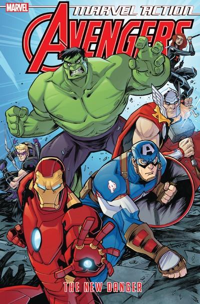 Marvel Action Avengers Vol. 1 – 2 (TPB) (2019)