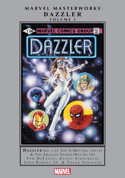 Marvel Masterworks – Dazzler Vol. 1 (2020)