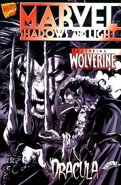 Marvel – Shadows and Light #1 (1997)