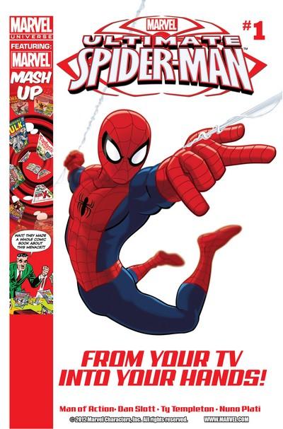 Marvel Universe Ultimate Spider-Man #1 – 31 (2012-2014)