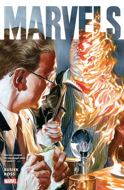Marvels 25th Anniversary (TPB) (2020)