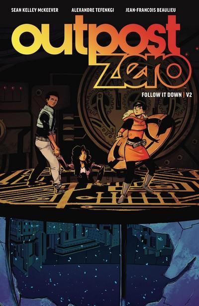 Outpost Zero Vol. 2 – Follow It Down (TPB) (2018)