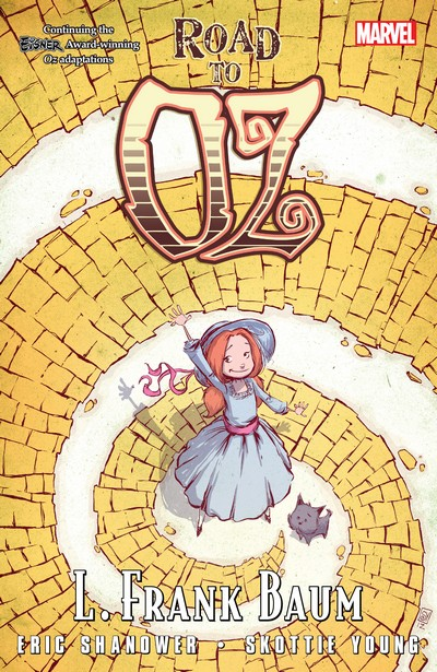 Oz – Road To Oz (TPB) (2013)