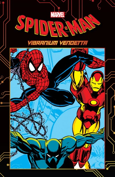 Spider-Man – Vibranium Vendetta (TPB) (2020)