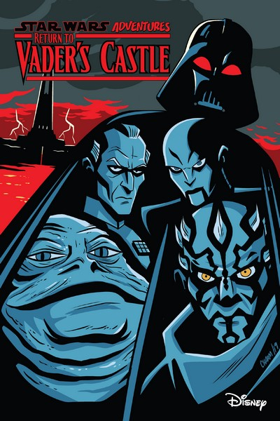 Star Wars Adventures – Return to Vader's Castle (TPB) (2020)