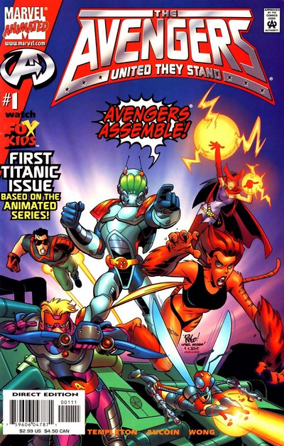 The Avengers – United They Stand #1 – 7 (1999-2000)