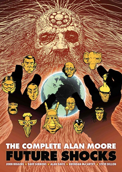 The Complete Alan Moore Future Shocks (2011)