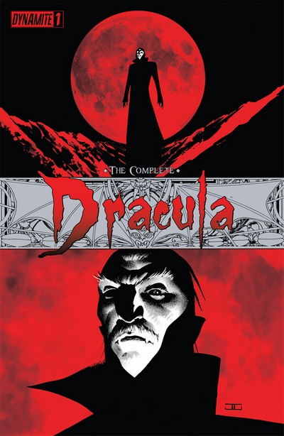 The Complete Dracula #1 – 5 (2009)