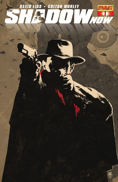 The Shadow Now #1 – 6 (2013-2014)