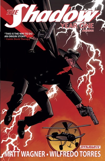 The Shadow – Year One Omnibus Vol. 1 (2014)