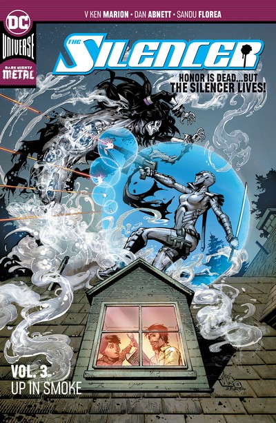 The Silencer Vol. 3 – Up in Smoke (TPB) (2019)