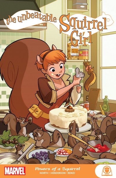 The Unbeatable Squirrel Girl – Powers of a Squirrel (TPB) (2019)