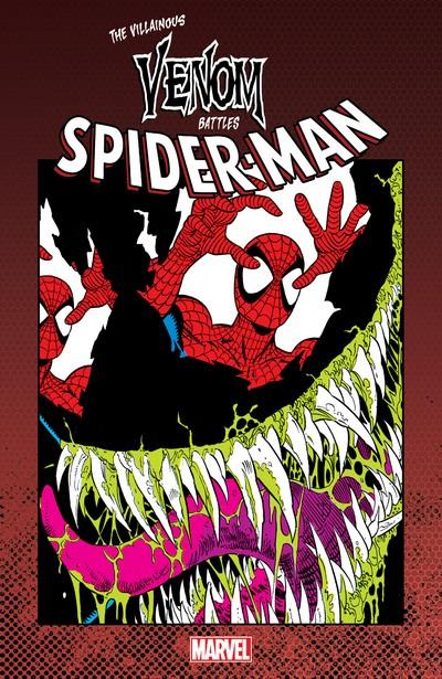 The Villainous Venom Battles Spider-Man (2020)