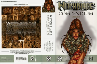Witchblade Compendium Vol. 1 (2008)