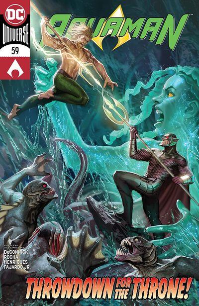 Aquaman #59 (2020)