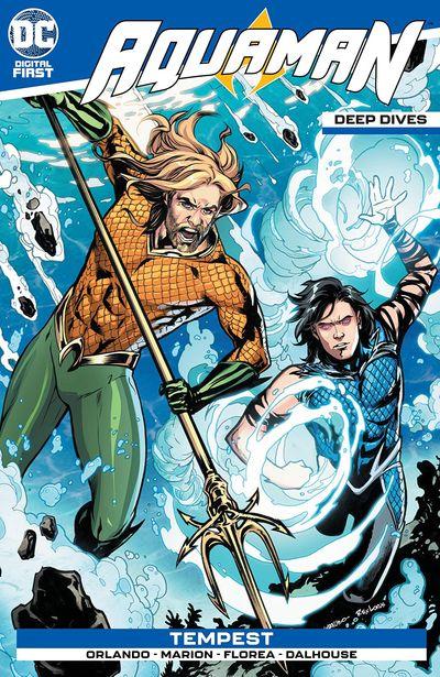 Aquaman – Deep Dives #3 (2020)